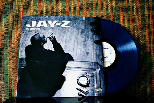 Jay zs the blueprint 10th anniversary limited edition vinyl 1 september marked the 10th anniversary of one of jay zs malvernweather Gallery