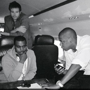 """Jay-Z x Kanye West """"N#ggas In Paris"""" [OfficialVideo]"""