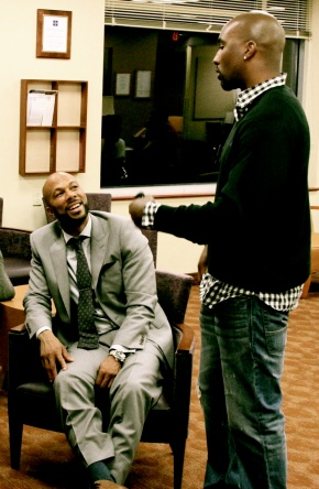 "Common Gives A Preview Of Role In The Film ""LUV"""