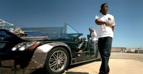 "Maybach From ""Otis"" Video Auctioned Off For Charity"