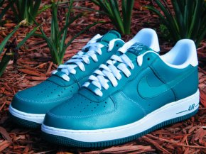 Nike Air Force 1 Low Lush Teal White
