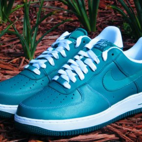 Nike Air Force 1 Low Lush TealWhite