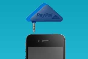 "Paypal Launches New Mobile Device ""Paypal Here"""