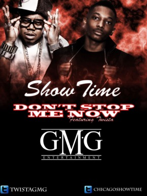 "Showtime (@ChicagoShowtime) x Twista (@Twistagmg) ""Don't Stop Me Now"" [Official Video]"