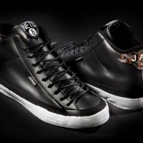Gourmet Footwear Releases Jay-Z 'Brooklyn Nets' EditionSneaker