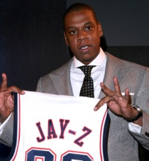 Jay-Z Used Old Subway Signs As Inspiration For Brooklyn Nets Logo
