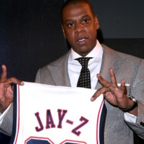 Jay-Z Used Old Subway Signs As Inspiration For Brooklyn NetsLogo