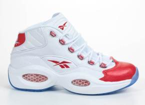 Reebok Re-Release Iconic 1996 Allen Iverson Shoe