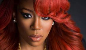 "K. Michelle – ""Rebel Against"" Campaign [Behind The Scenes]"