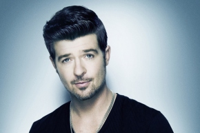 "New Music: Robin Thicke ""4 The Rest Of My Life"""