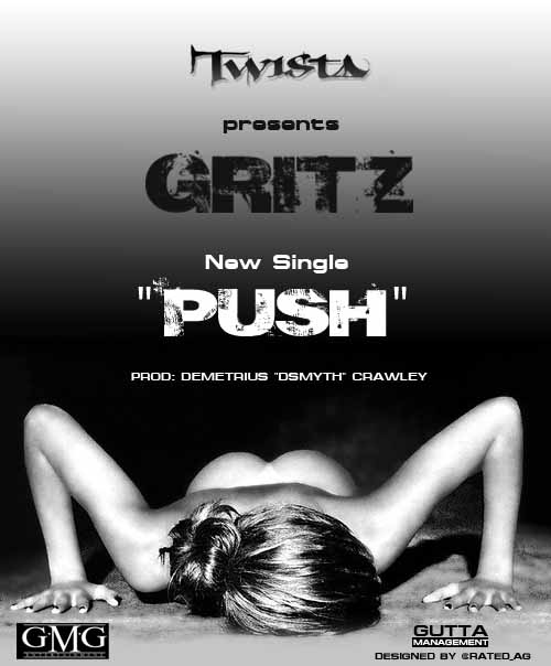 Gritz_Push Artwork