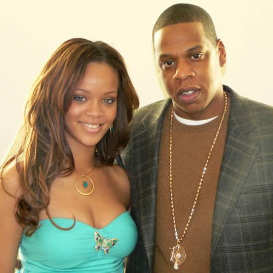 Jay-Z-Rihanna