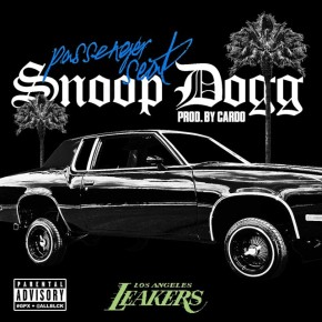 "#NewMusic : Snoop Dogg ""Passenger Seat"""