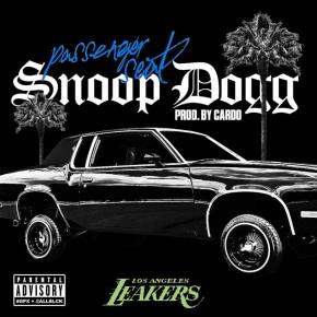 "#NewMusic : Snoop Dogg ""Passenger Seat"""