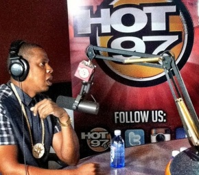 Listen: Jay-Z Talks #MagnaCarta w/Angie Martinez Live on Hot97 [Stream]